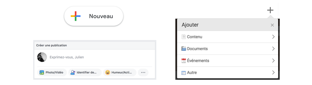 UX/UI Simplifier la contribution